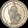 1899 Switzerland 1 Fr Obverse